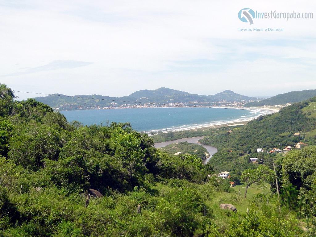 Terreno residencial à venda, Siriú, Garopaba.