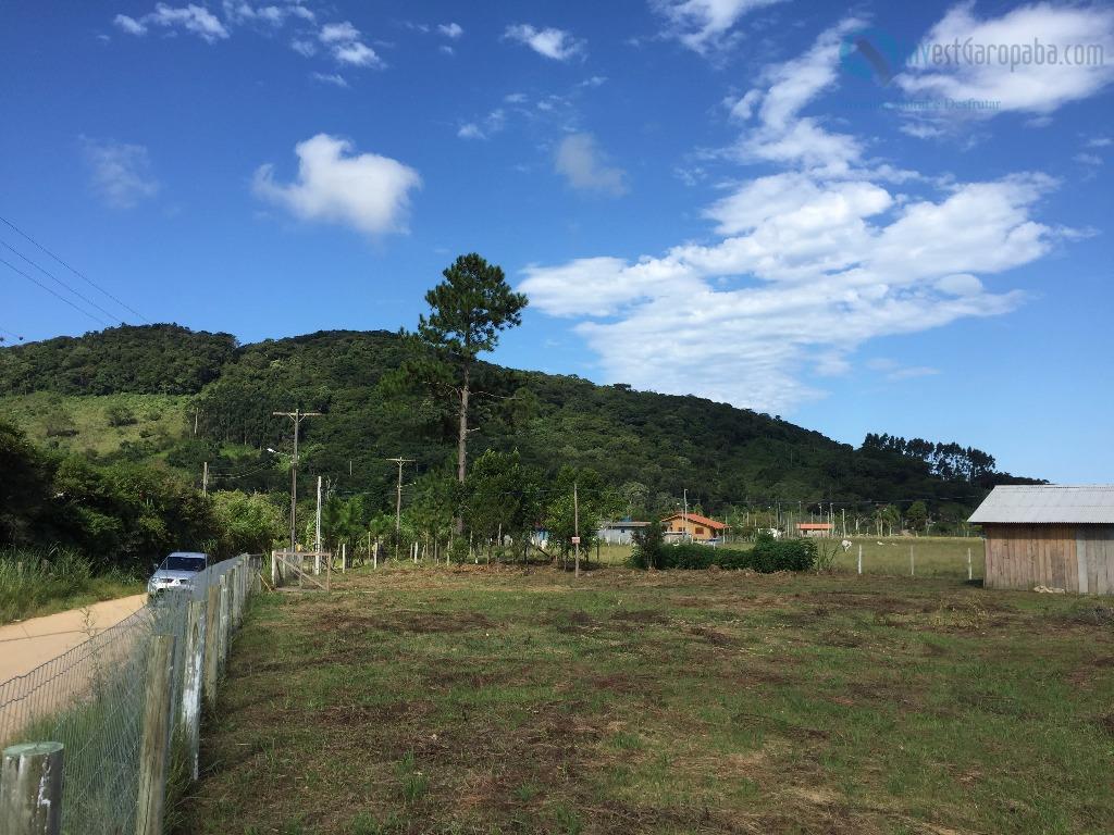 Terreno  residencial à venda, Ressacada, Garopaba.