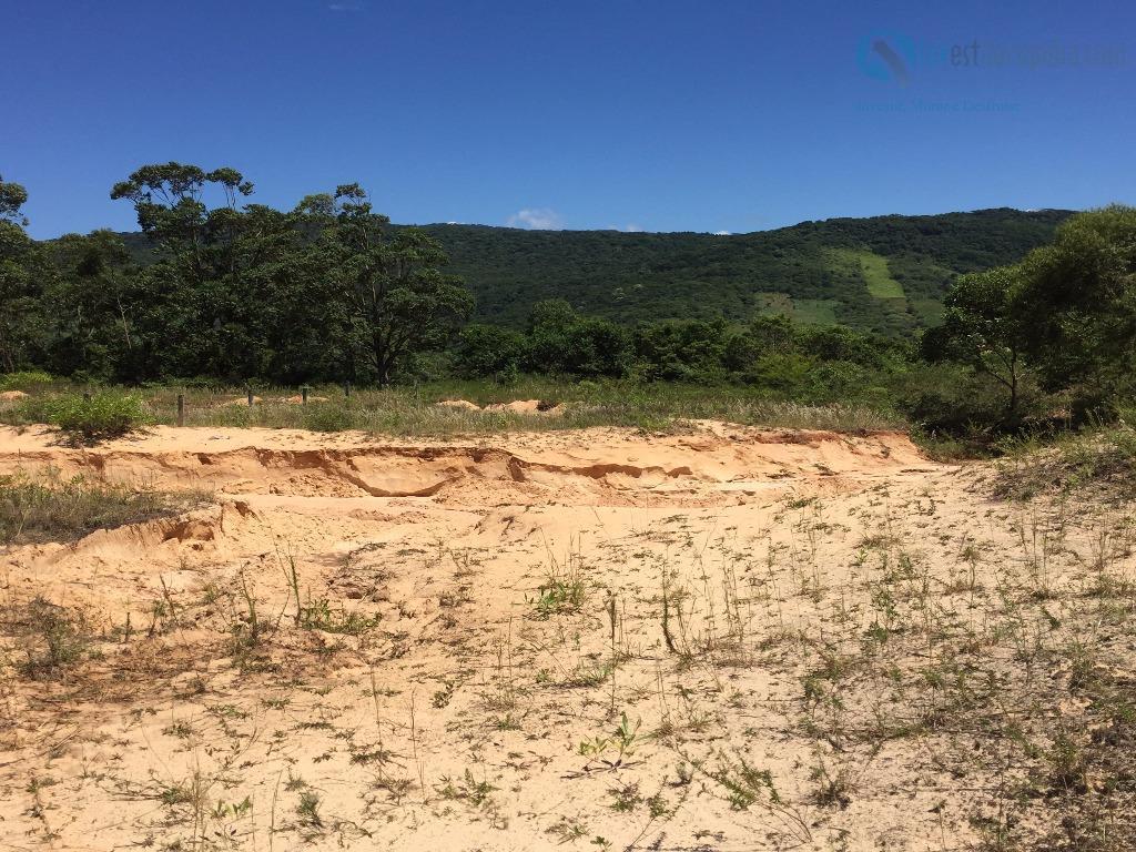 excelente terreno, todo plano, livre de vegetação. muito propício para construção de apartamentos para aluguel. está...