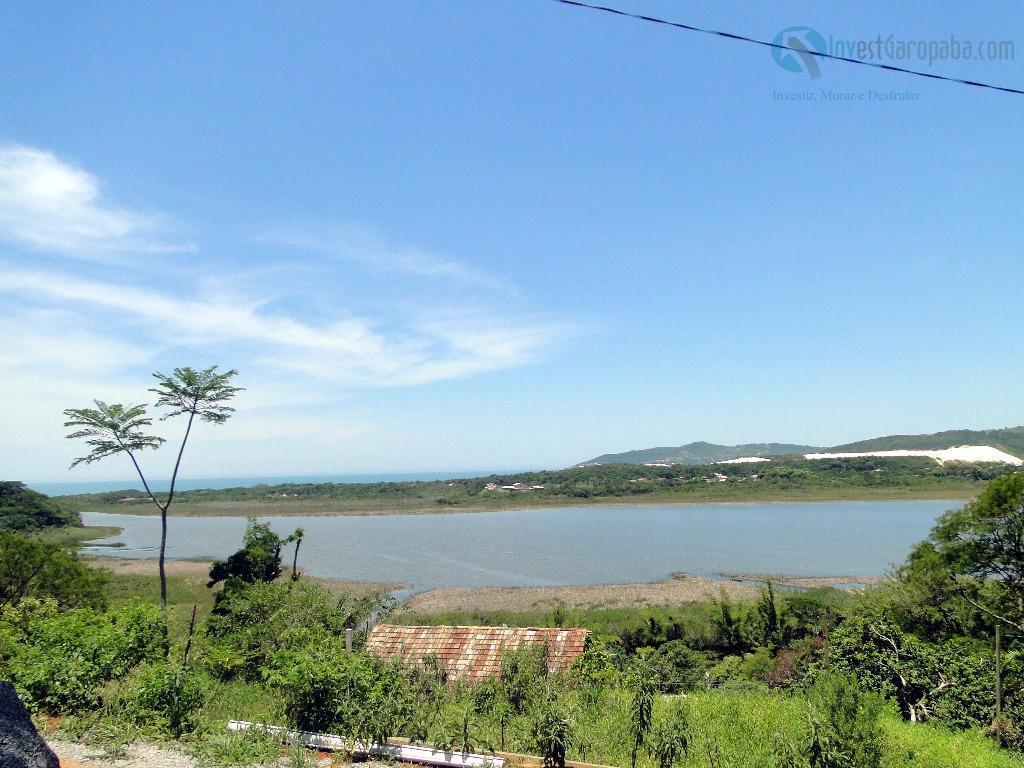 Terreno com linda vista para a Lagoa!  Macacú - Garopaba - SC.