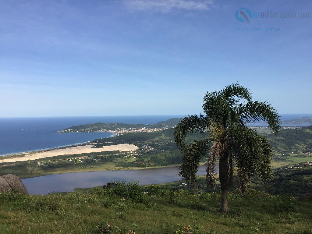 Belíssimo terreno - 20.000m² - Macacú - Garopaba - SC