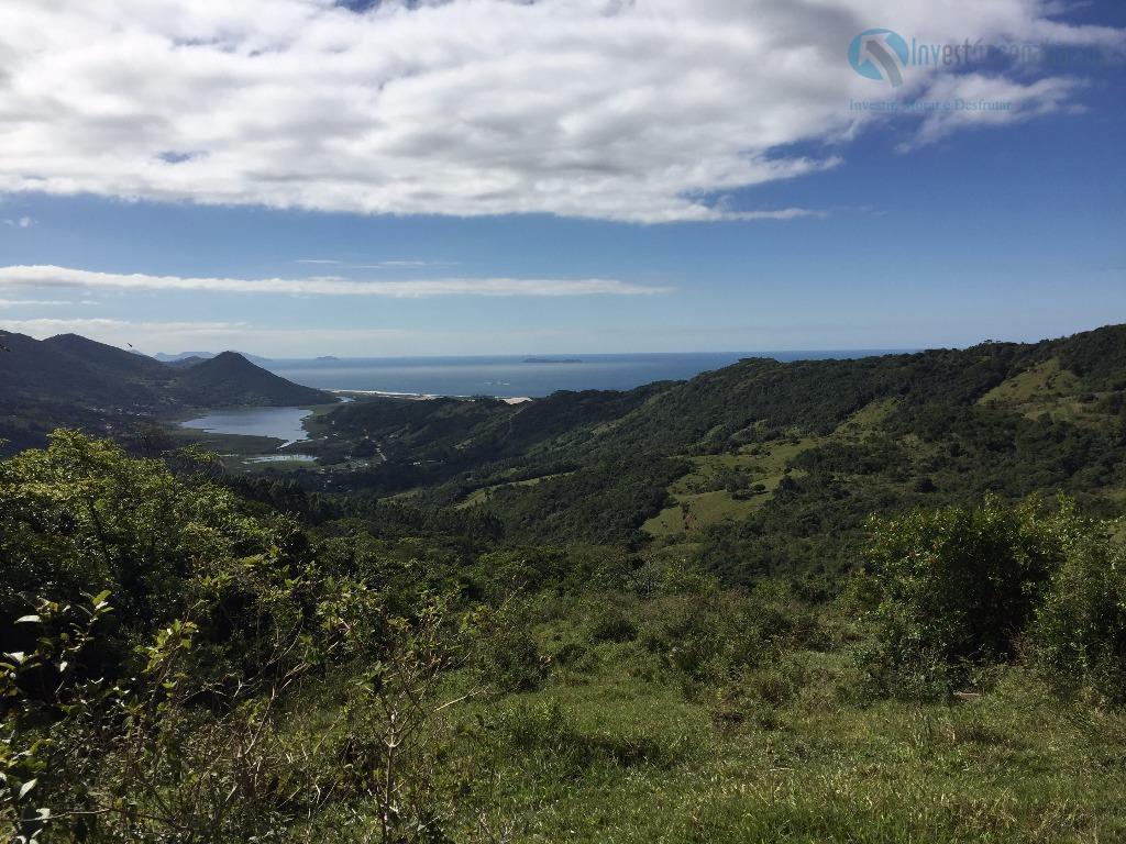 Lindo terreno com vista privilegiada -  Macacú, Garopaba - SC