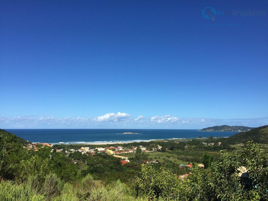 Belíssimo Terreno! Vista para a Praia do Siriú, Garopaba - SC.