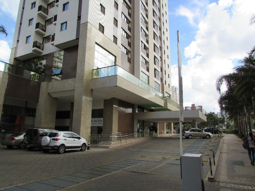 Apartamento residencial para locação, Norte (Águas Claras), Taguatinga.
