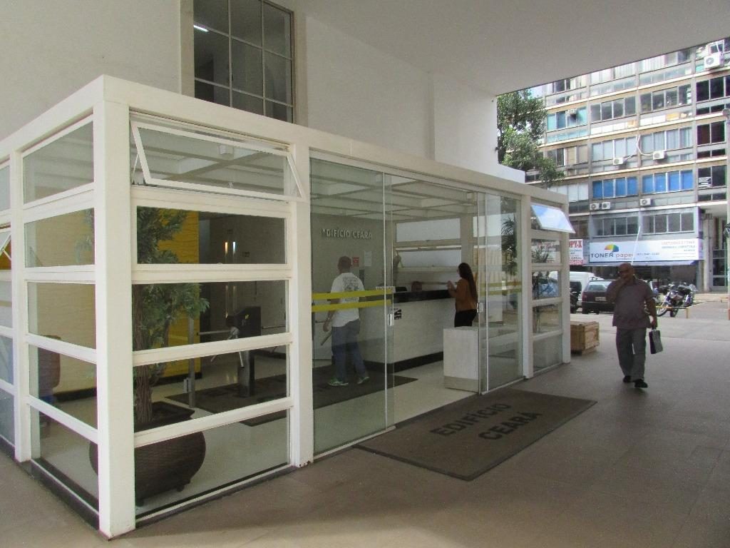 Sala comercial para locação, Asa Sul, Brasília.