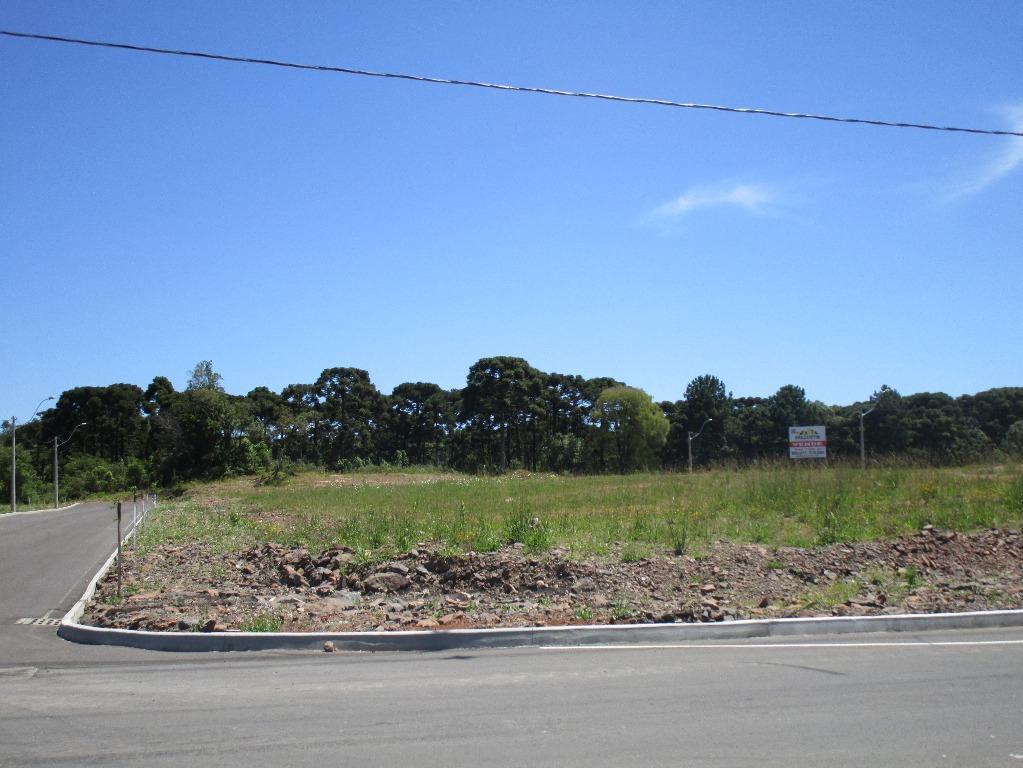 Terreno de esquina à venda, Bela Vista, Caxias do Sul.
