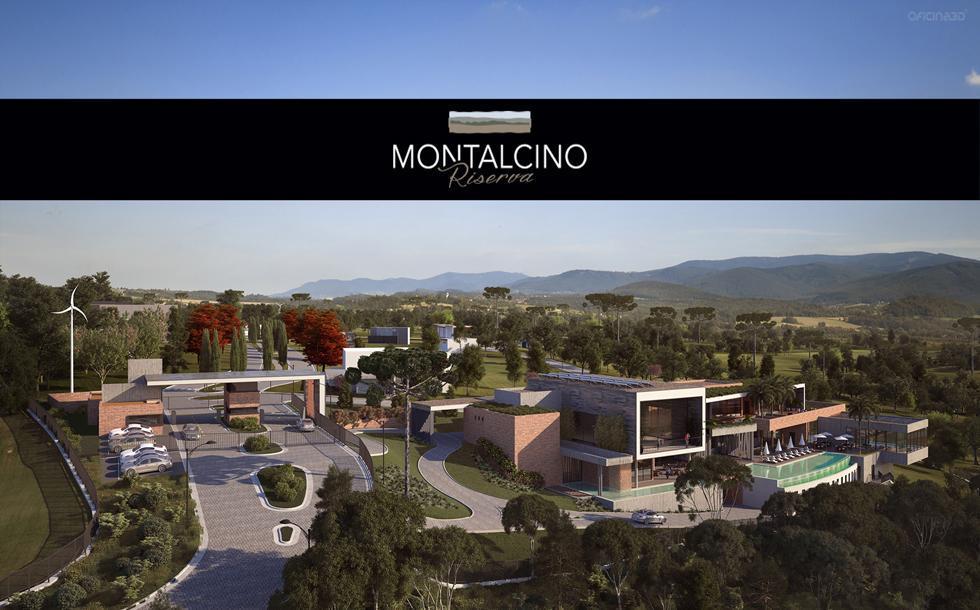 reservado pra quem se permite o melhor!a poucos minutos do centro da cidade, o montalcino riserva...