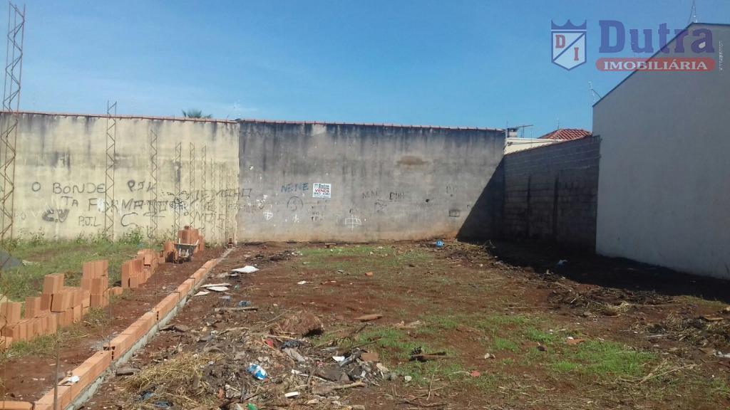 Terreno residencial à venda, São Jorge, Jardinópolis - TE0003.