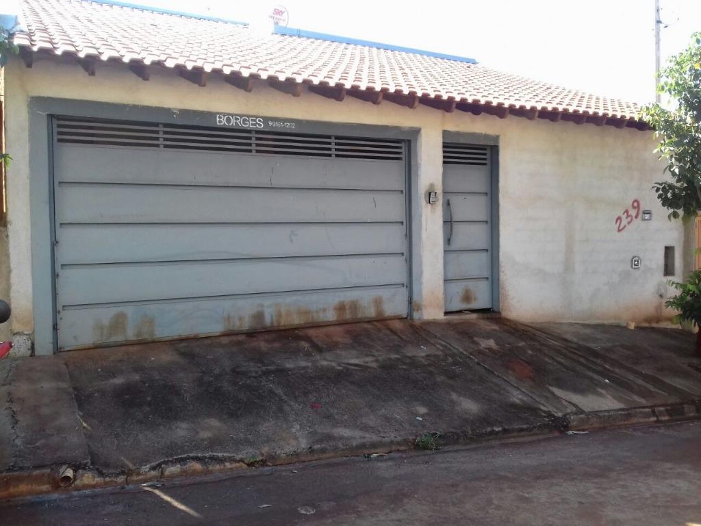 Casa com 2 dormitórios à venda, 99 m² por R$ 146.000 - Jardim São Francisco - Jardinópolis/SP