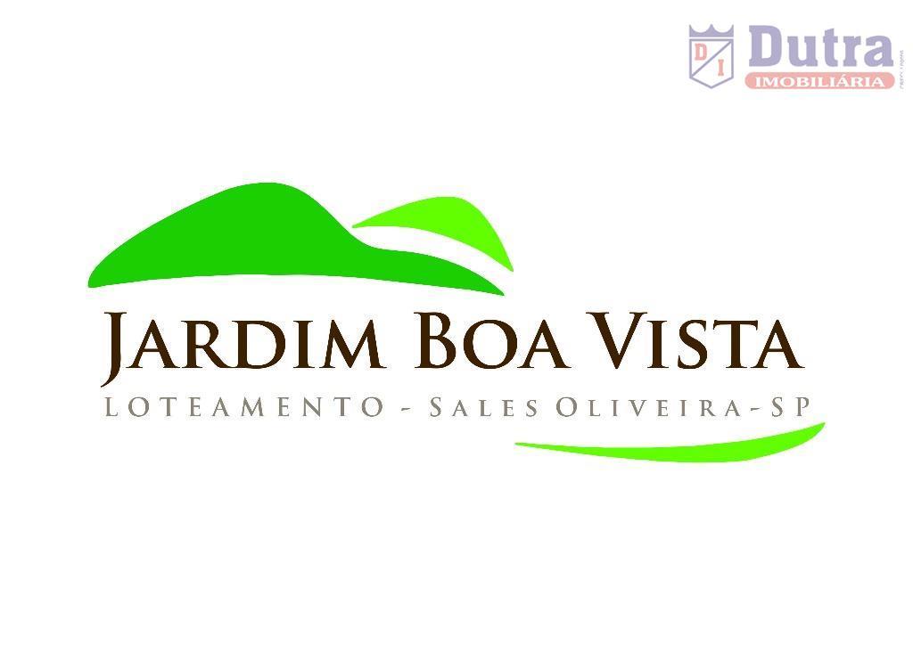 Terreno residencial à venda, Centro, Sales de Oliveira - TE0776.