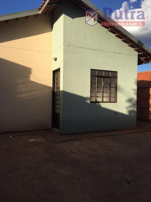 Casa residencial à venda, Jardim São Francisco, Jardinópolis - CA1044.