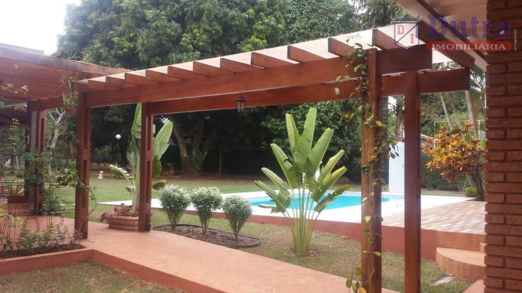 Chácara  residencial à venda, Condomínio Estância Beira Rio, Jardinópolis.