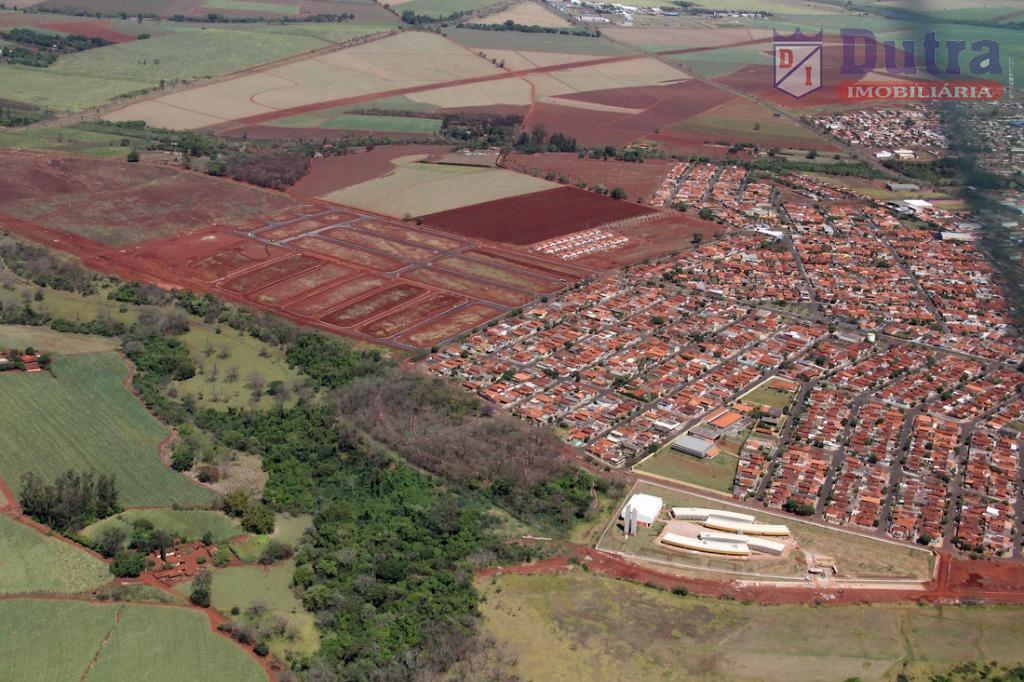 Terreno residencial à venda, Jardim Maria Regina, Jardinópolis - TE0738.