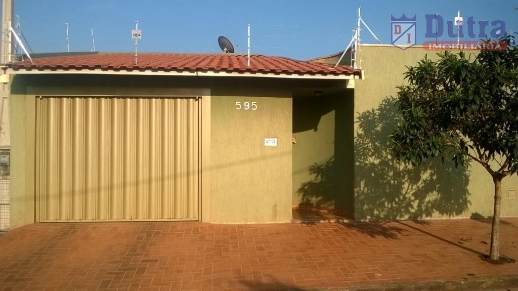 Casa residencial à venda, São Gabriel, Jardinópolis.