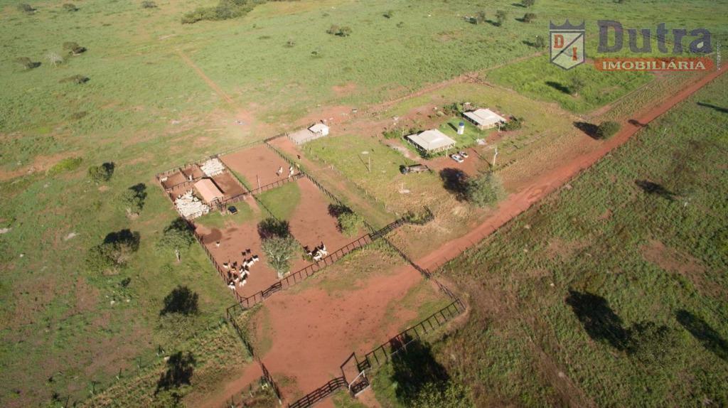 Fazenda rural à venda,  Área Rural, Lagoa da Confusão - FA0181.