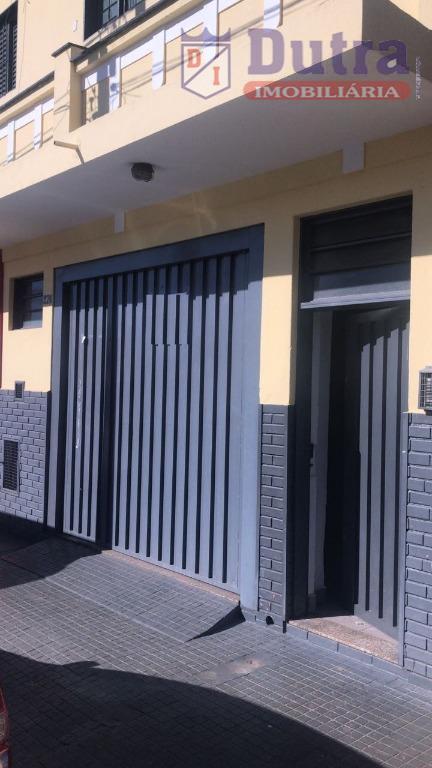 Sobrado residencial para locação, Centro, Jardinópolis.