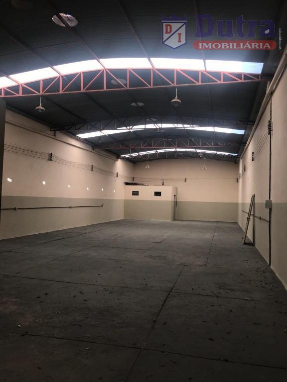 Barracão para alugar, 300 m² por R$ 1.800/mês - São Jorge - Jardinópolis/SP