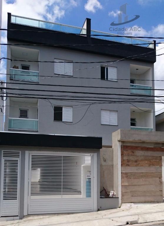 Apartamento Sem Condomínio - Novíssimo - Vila Valparaíso - Santo André.