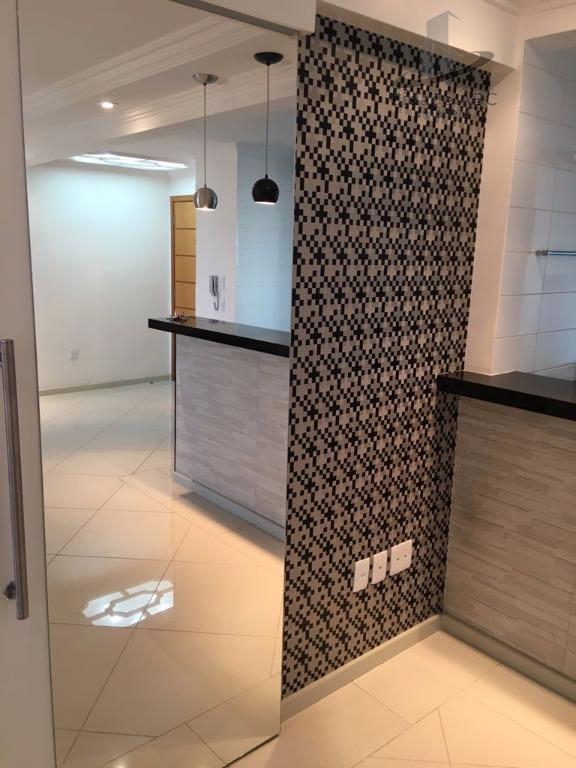 oportunidade!!!lindíssimo apartamento com móveis embutidos - rudge ramos sbc.área útil de 101m² com 2 dormitórios sendo...
