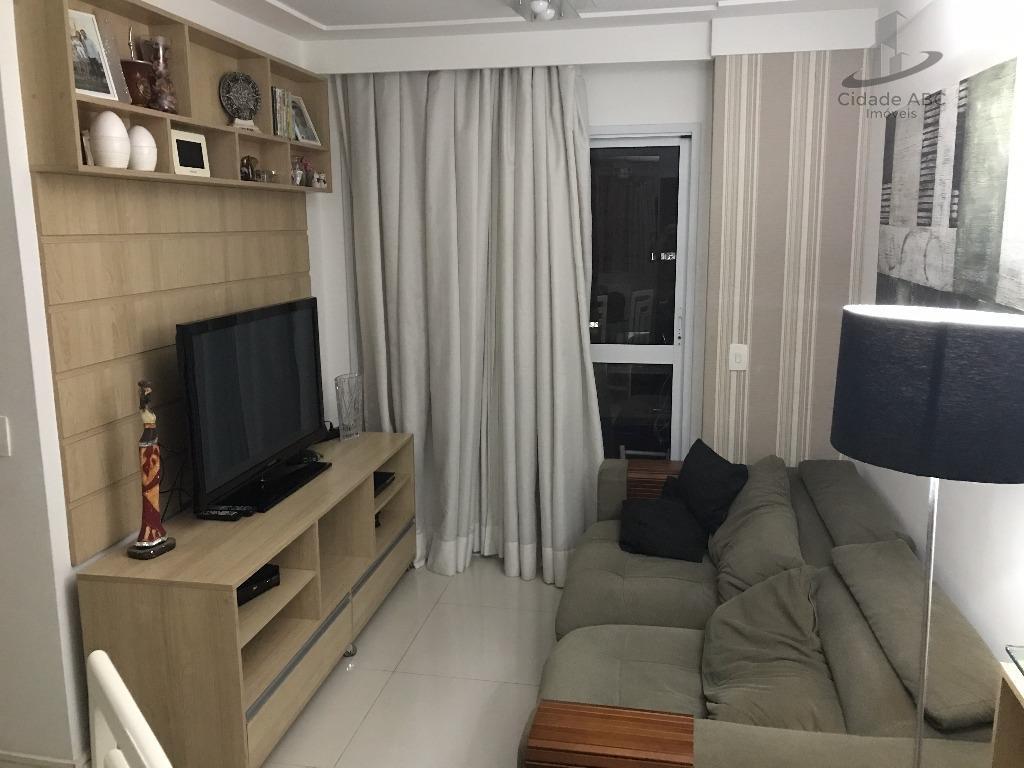 Apartamento residencial à venda - Casa Branca - Santo André - AP0920.