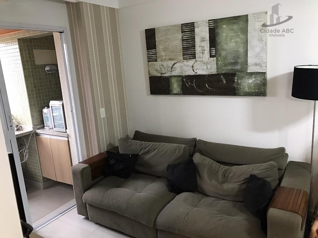 lindíssimo apartamento com planejados!!!localização privilegiada - casa branca - santo andré.área útil de 78m² com 3...