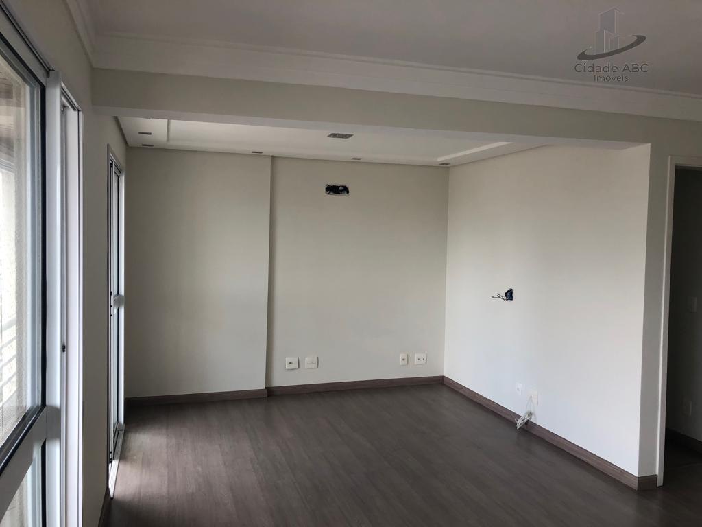 excelente apartamento em condomínio clube.localização privilegiada - casa branca - santo andré.área útil de 110m² com...