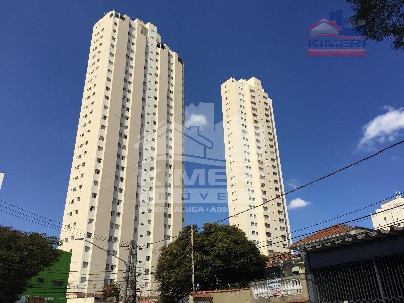 Lindo apartamento mobiliado na Vila Matilde - Zona Leste