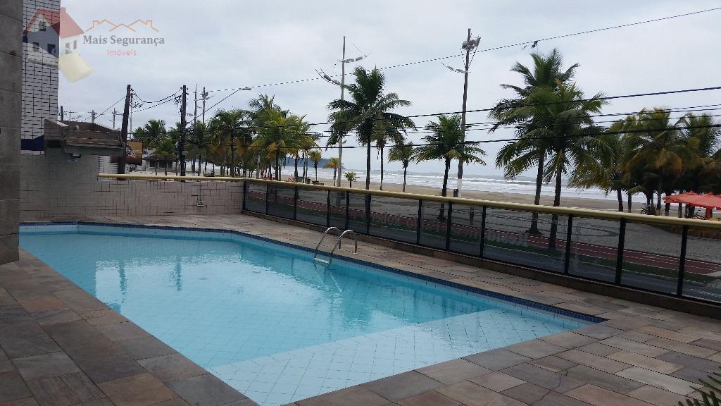 Apartamento com 1 dormitório à venda, 50 m² por R$ 215.000 - Vila Tupi - Praia Grande/SP
