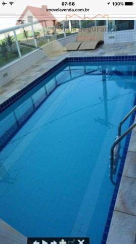 Apartamento residencial para venda e locação, Vila Caiçara, Praia Grande - AP0117.