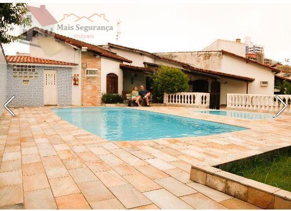 Casa com 1 dormitório à venda, 78 m² - Canto do Forte - Praia Grande/SP