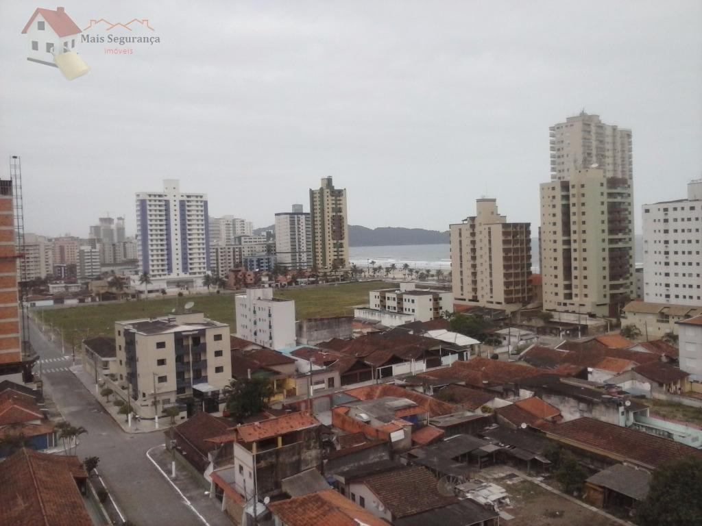 Apartamento residencial para locação, Campo da Aviação, Praia Grande - AP0161.