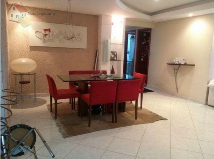 Apartamento residencial para venda e locação, Vila Assunção, Praia Grande - AP0218.