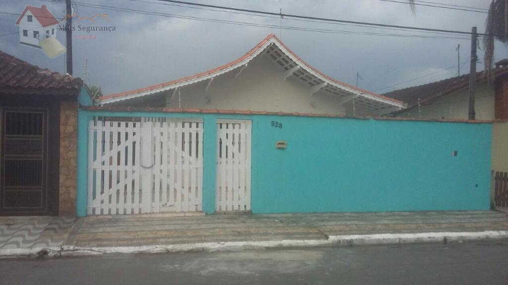Casa com 3 dormitórios à venda- Vila Mirim - Praia Grande/SP