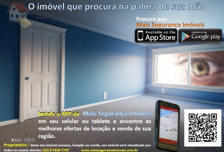 App mobile - ver imoveis no mapa - disponível no Google Play e App Store