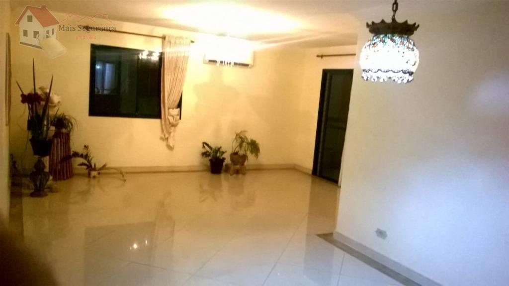 Apartamento com 3 dormitórios à venda, 130 m² por R$ 450.000 - Vila Tupi - Praia Grande/SP