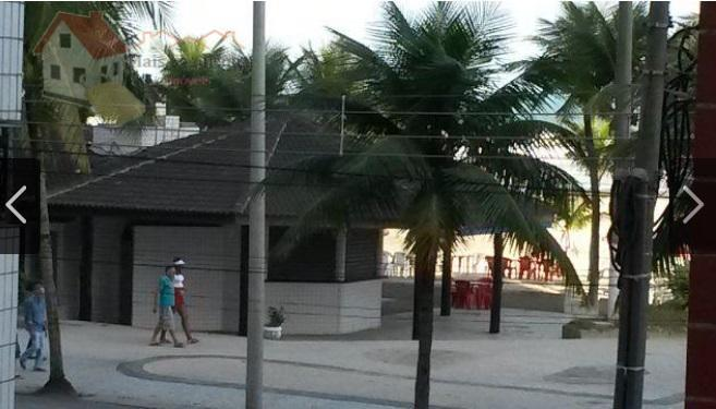 Apartamento com 1 dormitório à venda, 30 m² por R$ 135.000 - Vila Guilhermina - Praia Grande/SP