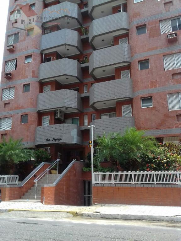 Apartamento à venda, 58 m² por R$ 135.000,00 - Tupi - Praia Grande/SP