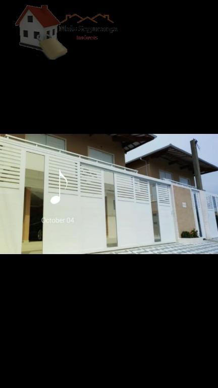 Casa com 2 dormitórios à venda, 50 m² por R$ 240.000,00 - Mirim - Praia Grande/SP