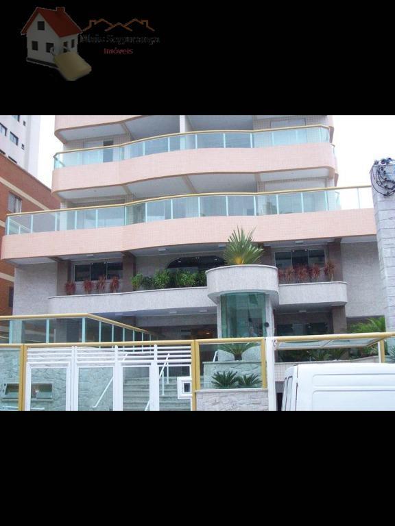 Apartamento com 2 dormitórios locação e venda, 86 m² por R$ 400.000 - Vila Tupi - Praia Grande/SP