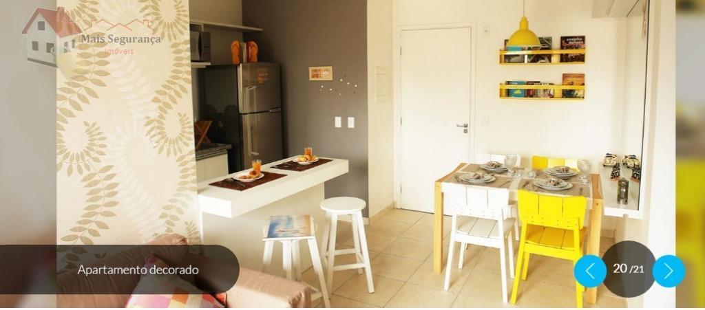 atenção!!! preço abaixo da construtora!!!!!apartamento de 2 dormitórios no residencial viva feliz praia, situado na rua...
