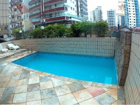 Apartamento residencial à venda, Cidade Ocian, Praia Grande - AP0372.