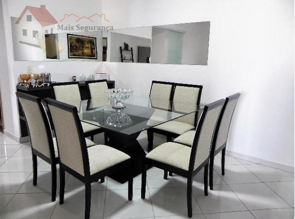 apartamento para venda de alto padrão.apartamento novo, como móveis planejados na sala,quartos, cozinha e banheiros.- 03...