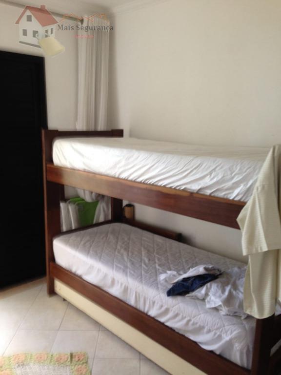 apartamento de 93m2 , 14 andar, vista para mar, 3 dormitórios sendo uma suíte, todo mobíliado....