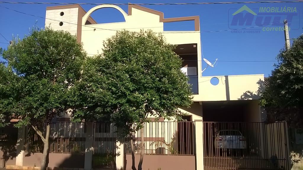 Casa  residencial à venda, Centro, Nova Mutum.