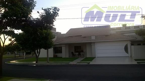 Casa  residencial à venda, Lírios do Campo, Nova Mutum.