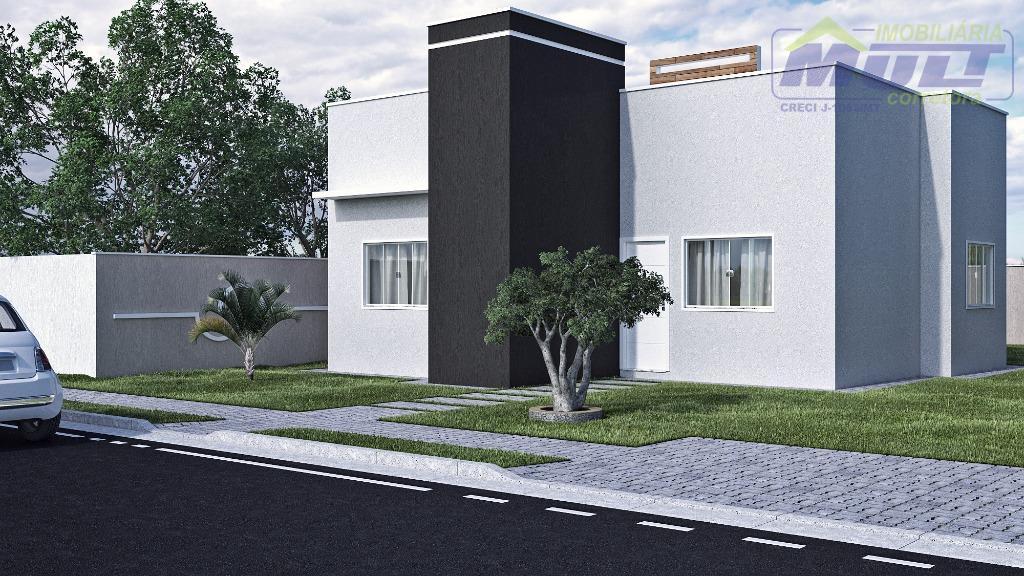Casa residencial à venda, Jardim Itália, Nova Mutum.