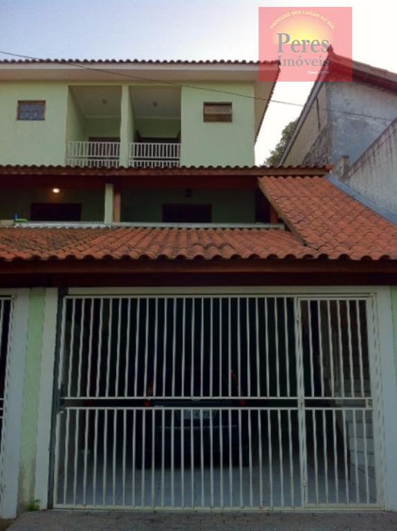 Casa residencial à venda, Jardim Rebelato, Cotia.