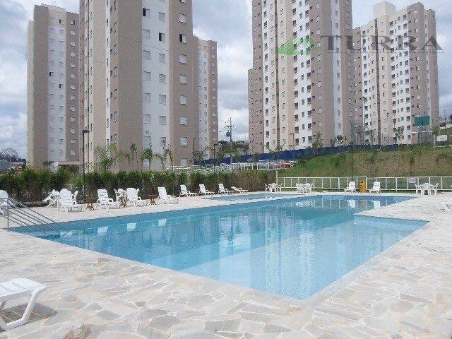 Apartamento residencial para venda e locação, Colônia, Jundiaí.