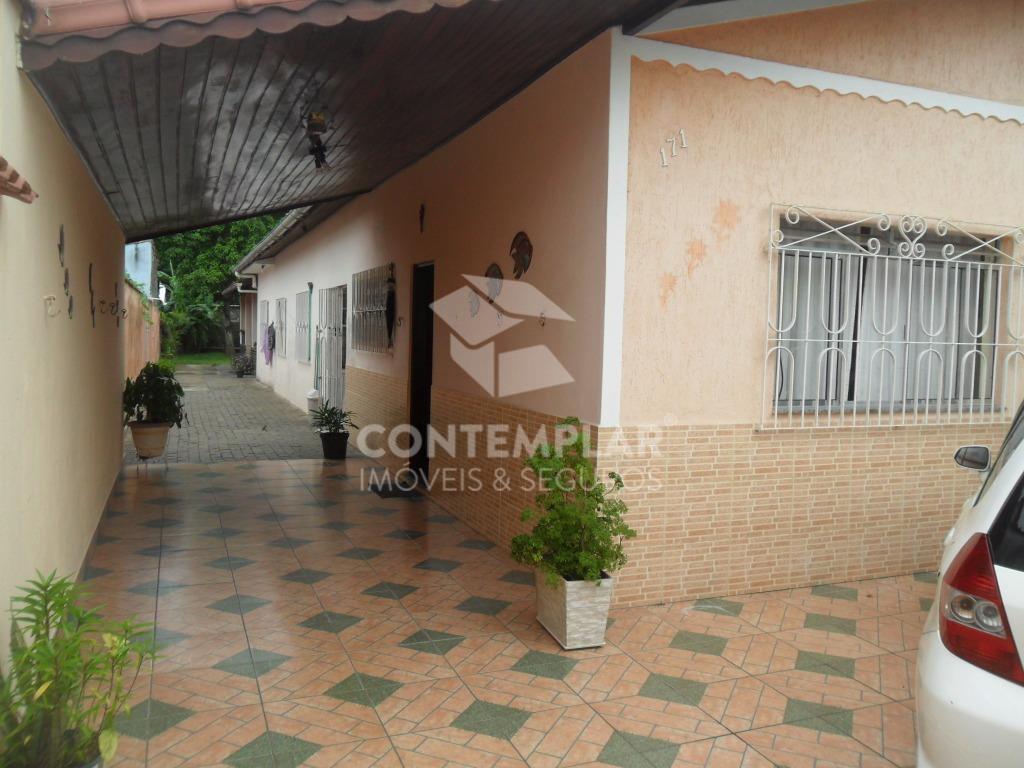 Casa Residencial Venda Canto Do Forte Praia Grande