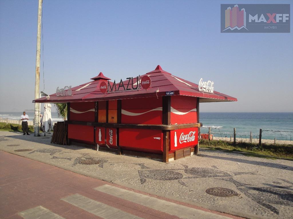 Quiosque Posto 7 na Barra da Tijuca RJ